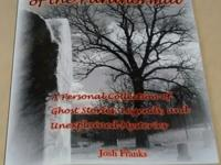 The book True Events of the Paranormal by Josh Franks