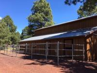 This magnificent ranch of 24+ acres combines true