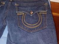 Like NEW true religion jeans I wore these 3 times great