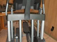 """Gym Quality"" cross trainer - purchased new at Syracuse"