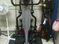 Make offer. Gym quality elliptical for sale. Retails