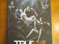 True Blood season 3 widescreen for sale. Only viewed