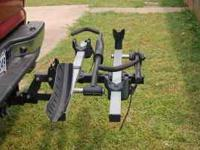 Truel 917 T2 hitch bike rack for sale. This is a two