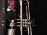 Yamaha trumpet model YTR4335g This ad was posted with