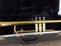 I am selling a brass Bundy Trumpet made by Selmer with