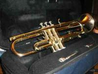 Used trumpet for sell, $200 or best offer. A Getzen