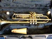 I have a real nice Jupiter Gold Brass Trumpet. It is in