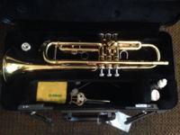 Yamaha Advantage YTR-200AD trumpet - excellent