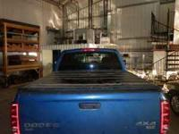 Truxport roll up cover for 2002-2008 short box Dodge