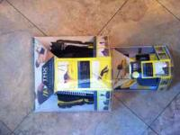 This TRX trainer, comes with, the work out Manuel, the