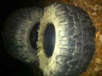 I have a set of 4 tsl thornbird tires and they have