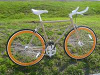 SINGLE OR FIXED GEAR The all new Vilano EDGE is a full