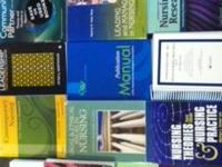 All of the books needed for the RN to BSN program at