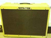 Selling my early-90's model Peavey Classic 50 2x12
