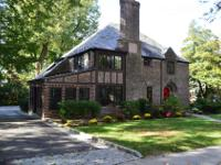 Location! Location! Just Listed Solid Brick Tudor In