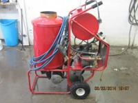 Tuff Industries High Quality Pressure Washer New 50 ft