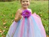 Girls Tutu Dress available in infant to girls size.