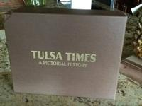 This listing is for a 3 book set of Tulsa Times A