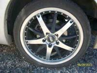 I have a set of tuning sport rims that are 18 inches