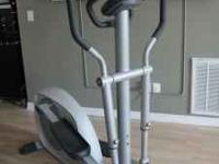 I bought this Tunturi elliptical unit a few years back