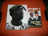 two Tupac books $6 Valerie  NO SPAMMERS! Location: Fond