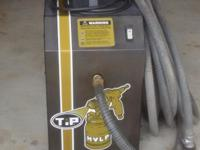 Turbine paint sprayer made by Tp tools. Comes with two