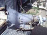 turbo 350 transmission i think it came out of a trans