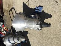 I have two turbo 350 automatic transmissions one has a