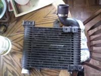 Intercooler I bought years earlier on ebay.com for a