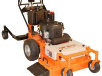 The Turf Beast 36 in. commercial duty finish cut mower