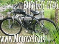 Up for sale is a new bicycle motor kit, never even