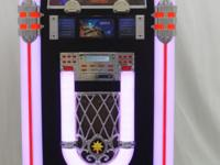 GOODTIME BYL-12C Full Size Jukebox with SANYO CD
