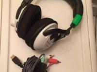 Good Headset!  Works simply fine - no troubles.  Custom