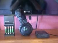 For sale like new Turtle Beach X42 wireless headset w/