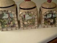 I have for sale a set of tuscan cylinders, that are