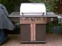 Tuscany 6 Burner Grill for sale. We have installed a
