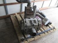 2012 Tuthill T1050 Pneumatic Dry Bulk Truck Blower,
