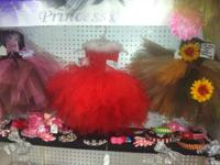 MAJESTIC TURNAROUND  We have a vendor that makes tutu's