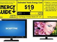 "32"" TV, New with manufacture warranty Use My Discount"