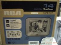 14' Digital Tru Flat Tv Brand new in boxFound listed on