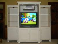 """FOR SALE"" ** Very nice TV Entertainment /Armoire"
