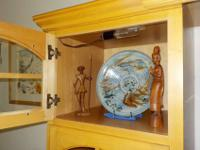 Annie Oakley FurnitureEntertainment / Media Cabinet for