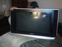 "I have this 32"" Samsung flat screen tv that I do not"
