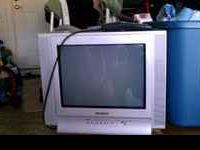 this is a small tv it would be great to put in a kids