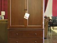 This armoire is from the Pilling Furniture Manchester