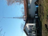 I have 2 satellite towers attached to the house. One is