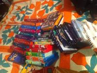 I am getting rid of my DVD collection. Make an offer on