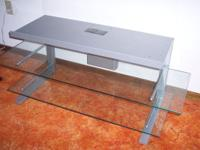 "TV Stand excellent condition st top is 36"" x 15"","