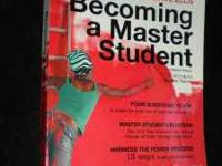 Becoming a Master Student by Dave Ellis Thirteenth