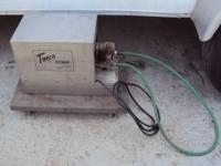 Tweco Thermadyne. Model Number: TC900V. Identification